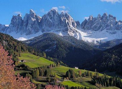 Voor de echte berggeiten - Foto van de eetkamer ...